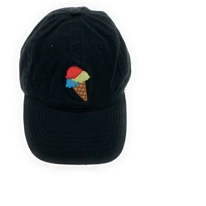 4/$25 NEW Ice Cream Summer Time Hat Adjustable OS